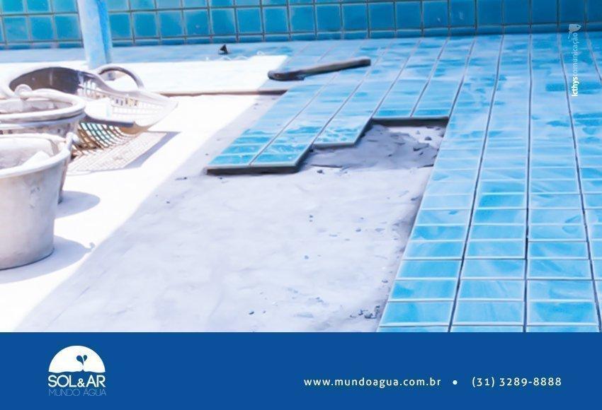 Passo a passo para você não errar na hora de construir uma piscina