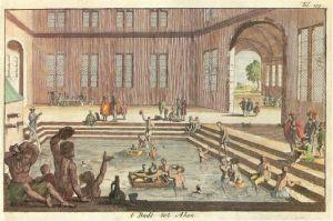 História e origem dos Spas e banhos como terapia
