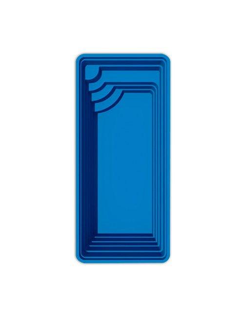 Piscina Domingo Azul 28.000 L 1