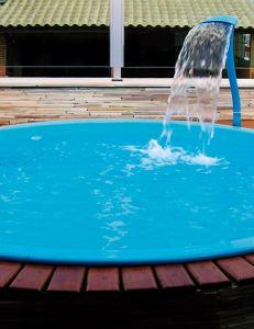 Piscina Pingo Azul 1.300 L