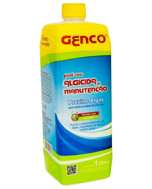 ALGICIDA DE MANUTENÇÃO GENCO®