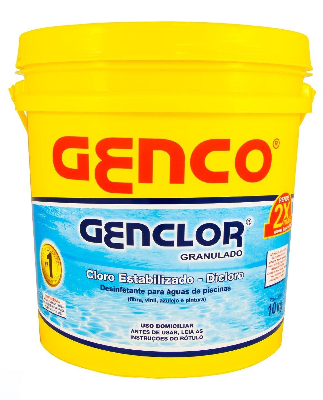GENCLOR® Cloro Granulado Estabilizado GENCO® 1